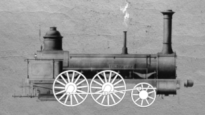 Historiche Dampflok